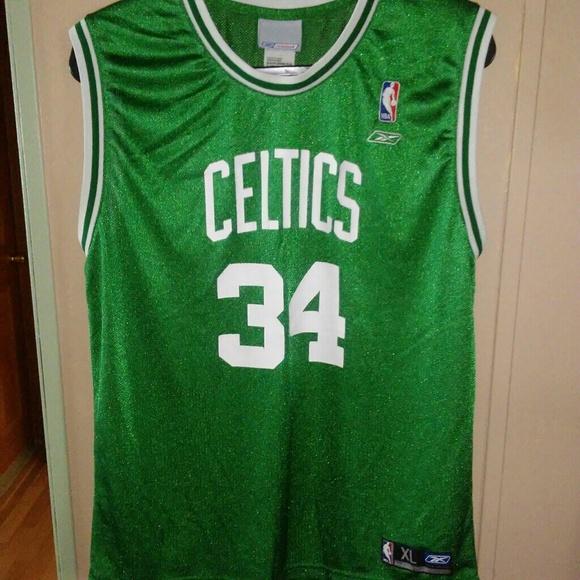 online store 5a04d fa2ba Authentic NBA Celtics Paul Pierce Jersey
